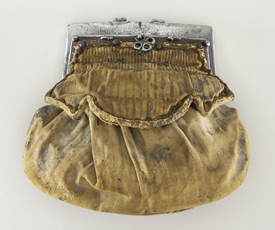 Man's Purse Spain, circa 1580 Costumes; Accessories Leather, metal, silver 8 1/4 x 6 1/2 x 3 1/2 in. (20.96 x 16.51 x 8.89 cm) Gift of Mrs. Henry Salvatori (M.79.18)
