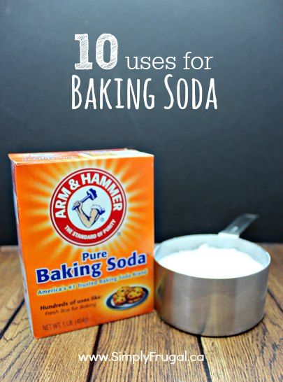 17 best images about cleaning tips on pinterest cleaning tips how to remove and dryers - Things never clean baking soda ...