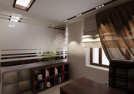 Дизайн офиса в стиле минимализм на Дербеневской набережной http://www.line-mg.ru/office/