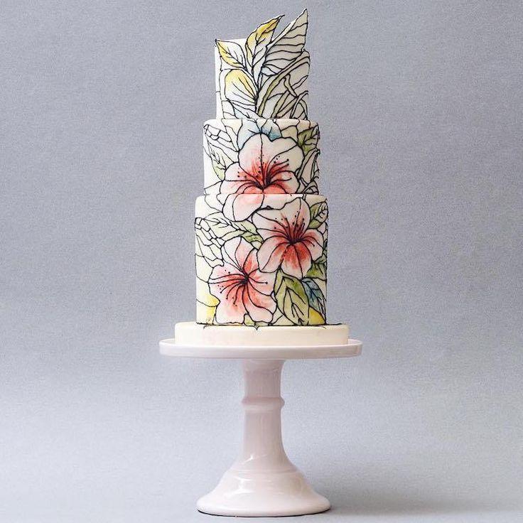 Voici les gâteaux créatifs produits par la boulangerie Tortik Annushka basé à Moscou ! Fondée par les frères et sœurs Madina et Tortik Yavorskaya, la pâtisserie réalise d'impressionnant gâteaux colorés avec un soupçon artistique et architectural.