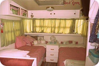 our little caravan vintage pink