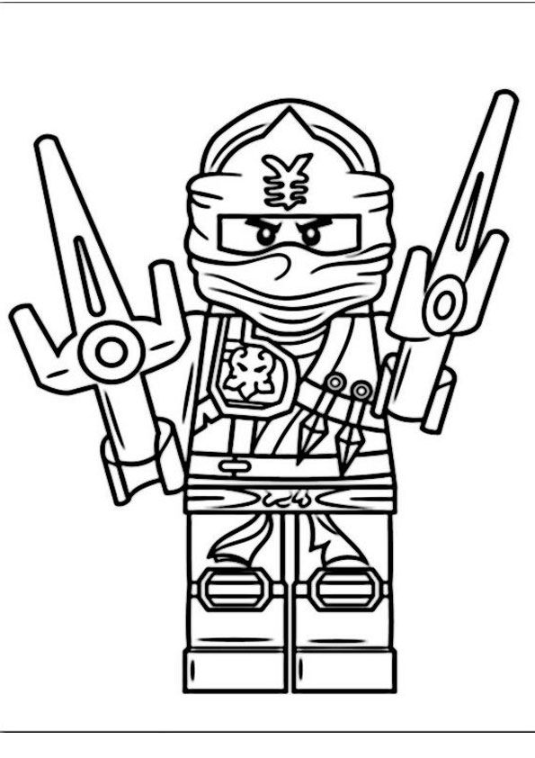 Ninja Coloring Page In 2020 Lego Coloring Ninjago Coloring Pages Lego Coloring Pages