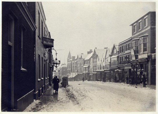 Chequer Street, St Albans c. 1900 The photographs of Stanley Kent