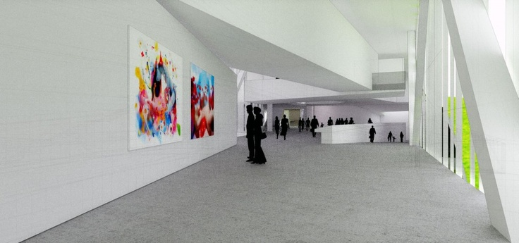 New Taipei City Museum of Art Proposal / Jean-loup BALDACCI & Atelier BORONSKI