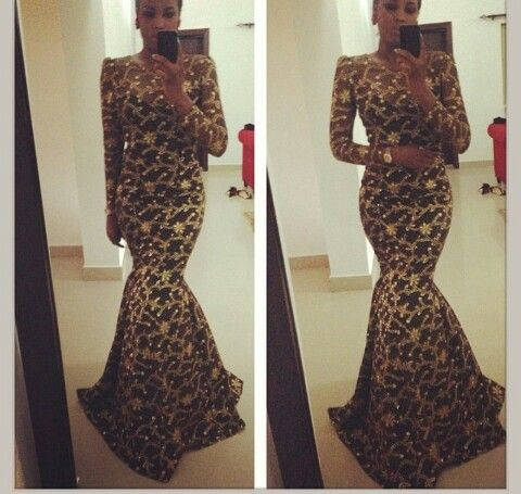 295 best images about african prom dresses on pinterest for Elegant african dresses for weddings