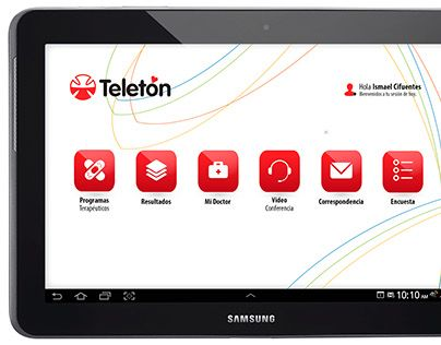 "Check out new work on my @Behance portfolio: ""APP TELETON "" http://be.net/gallery/32628253/APP-TELETON-"