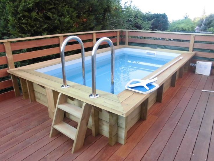 37 best Pool bauen images on Pinterest Swimming pools, Ponds and - anleitung pool selber bauen