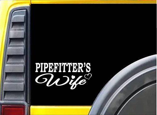 Pipefitter Wife K414 8 inch Sticker local union decal EZ-... https://www.amazon.com/dp/B01N96QTVB/ref=cm_sw_r_pi_dp_x_vw3MybTFEPR4E