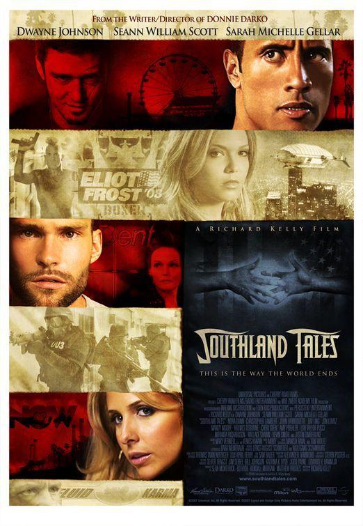 Southland Tales (2006)  Watch the Trailer!/ Dwayne Johnson, Sarah Michelle Gellar,  Movie/
