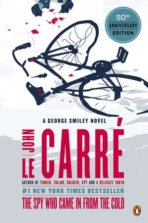 The Spy Who Came in from the Cold by John le Carré | PenguinRandomHouse.com Amazing book I had to share from Penguin Random House