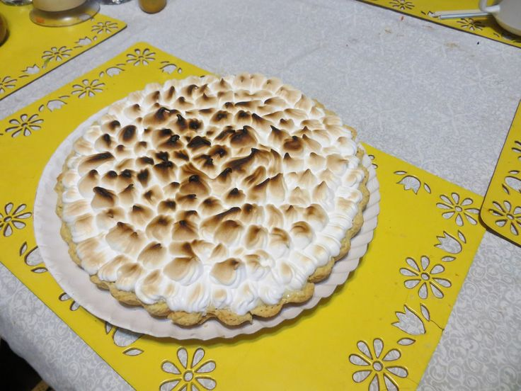 PIE DE LEMON