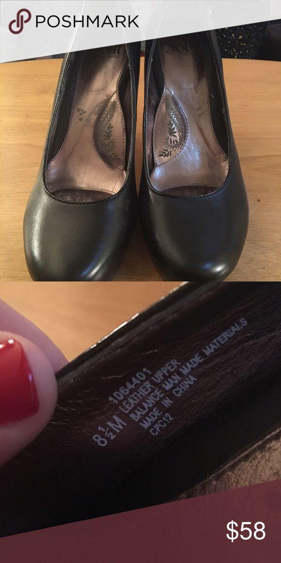 Soft heels Soft heels Sofft Shoes Heels