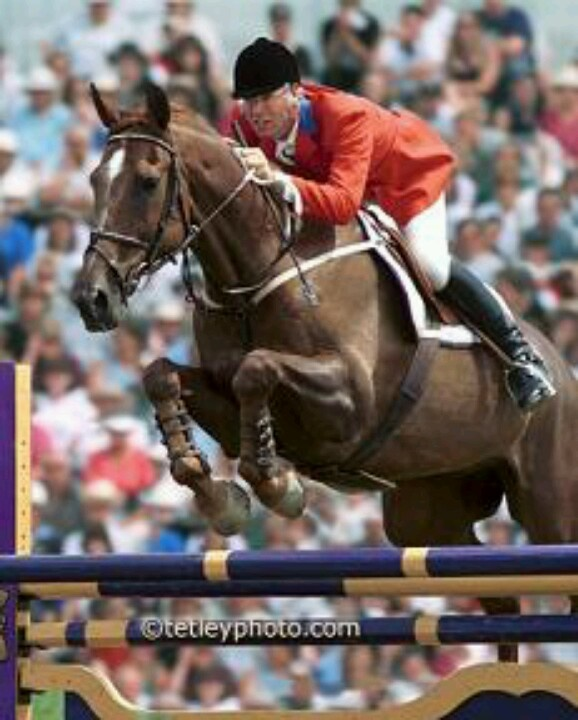 Big Ben<3 LOVE this horse! The king of showjumping