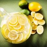 Lemon is the number one purifier of our body. After consumption you will regain energy, vitality and can get a slim line.The most common reasons for slowing down metabolism are heavy and fatty foods, which causes fatigue, weight gain and mood swings....