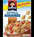 Product: Cold Cereals - Oatmeal Squares, Brown Sugar | QuakerOats.com