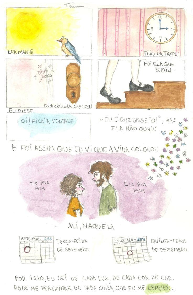 Eu Me Lembro (part.Silva) - Clarice Falcão