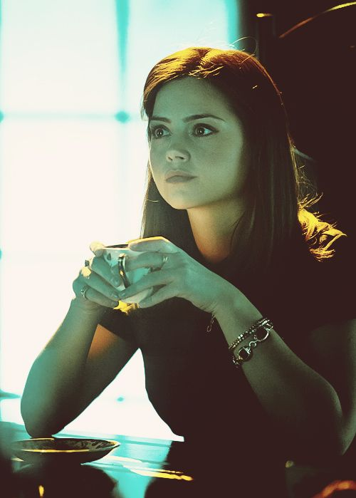 Clara Oswald, The Name of the Doctor