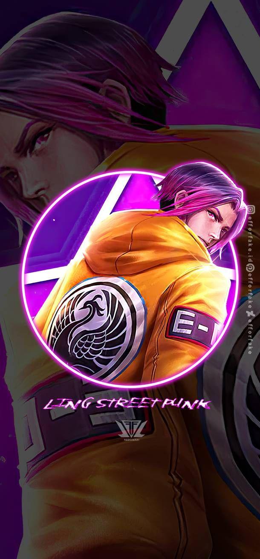 Ling Street Punk Mobile Legends Wallpaper By Efforfake On Deviantart In 2020 Mobile Legend Wallpaper Hero Wallpaper Alucard Mobile Legends