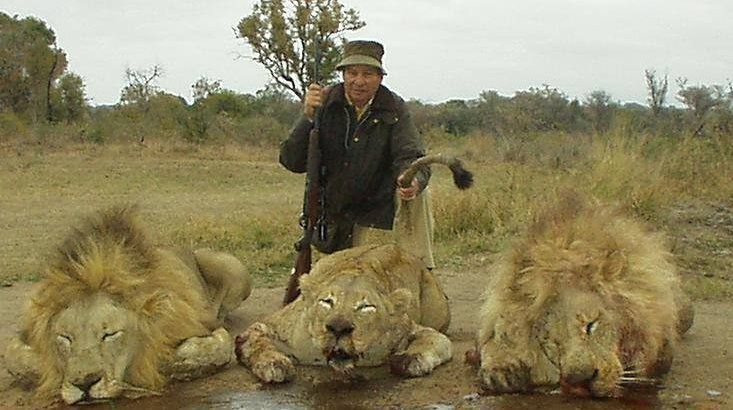Petition · Ban the Transportation of Hunting Trophies · Change.org