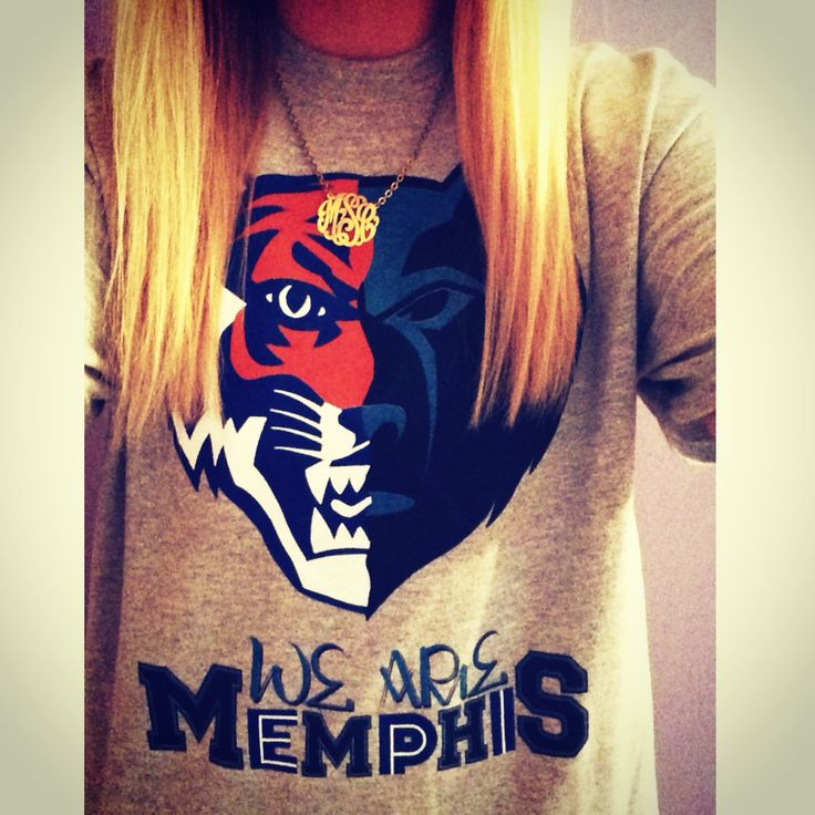 Memphis tigers. Memphis grizzlies...must have this!! For more Memphis love check out http://www.wasteconnectionsmemphis.com.