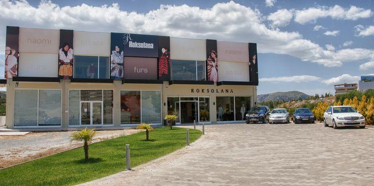 Furs in Crete- Roksolana Furs Shop