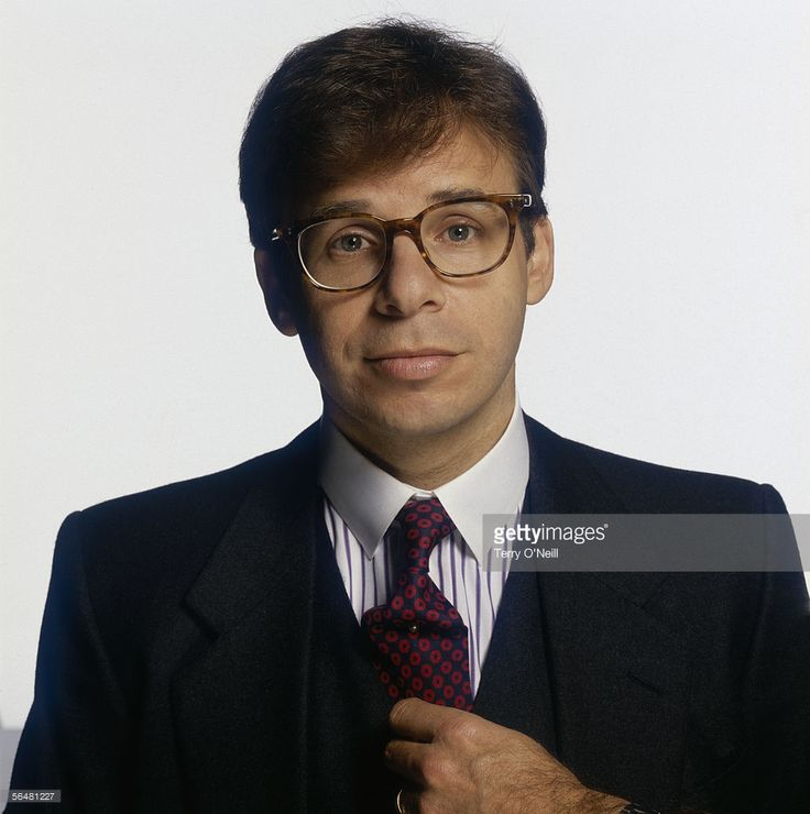 Canadian comic actor Rick Moranis, circa 1993.