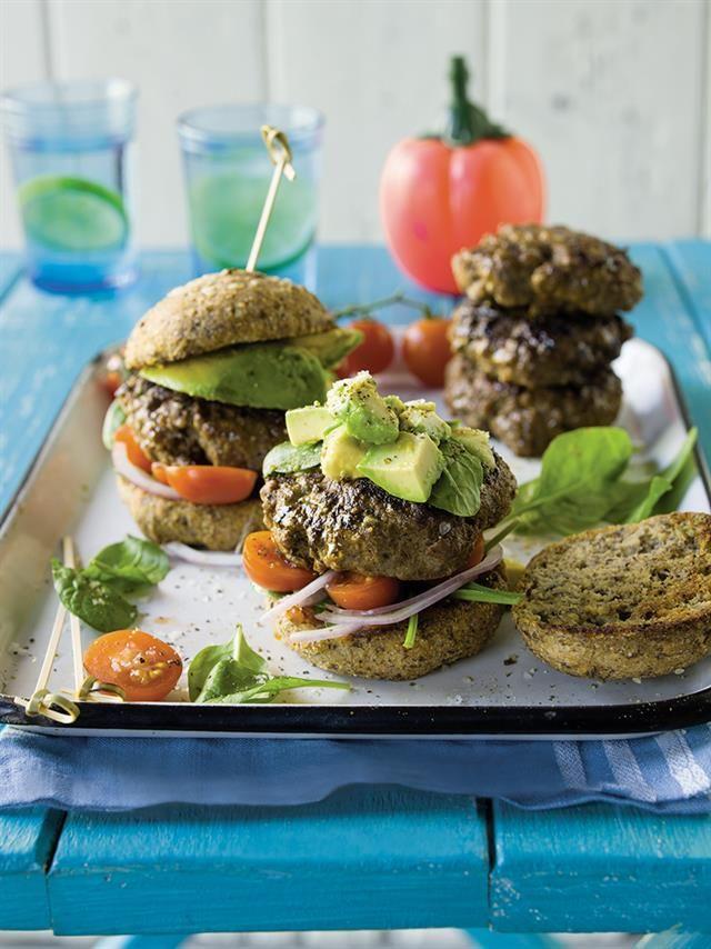 The perfect braai burgers | Bobaasburgers op die braai #diabetic