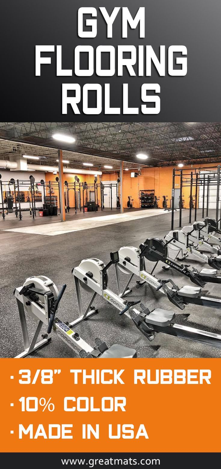 Our Geneva Rubber Flooring Rolls Are One Of Our Most Popular Options For Commercial And Home Gym Flooring The Gym Flooring Rubber Rubber Flooring Gym Flooring