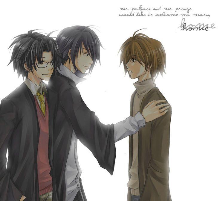 Harry Potter - Home by Harry-Potter-FanClub