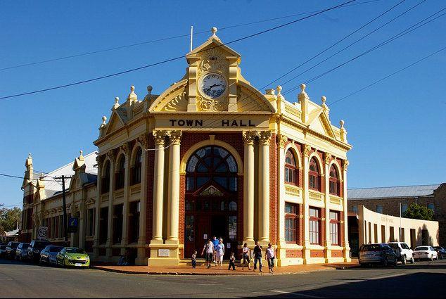 York, Western Australia. Oldest colonial town still standing! #travel
