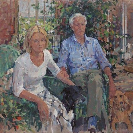 Susan Ryder 'Alastair & Carline Stoddart'