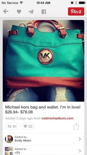 Michael Kors Skorpios Ring Rust Tote - Michael Kors Totes * 2013 michael kors handbags store* http://feedproxy.google.com/fashiongobags1