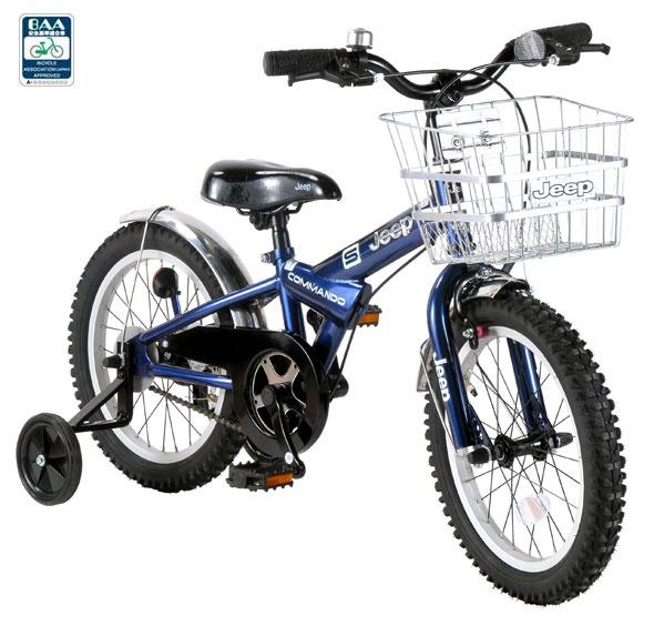 自転車の 自転車 ジープ 16インチ : ... 16インチ・18インチ【子供用