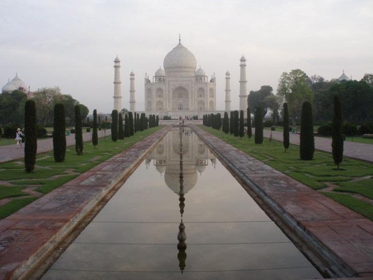 Taj Mahal ! Incredible, amazing !