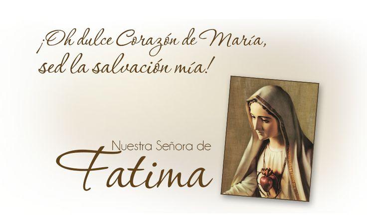 ESNE - Nuestra Señora de Fatima- Our lady of Famtima