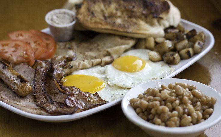 Menu Déjeuner – Restaurant La Binerie Mont-Royal
