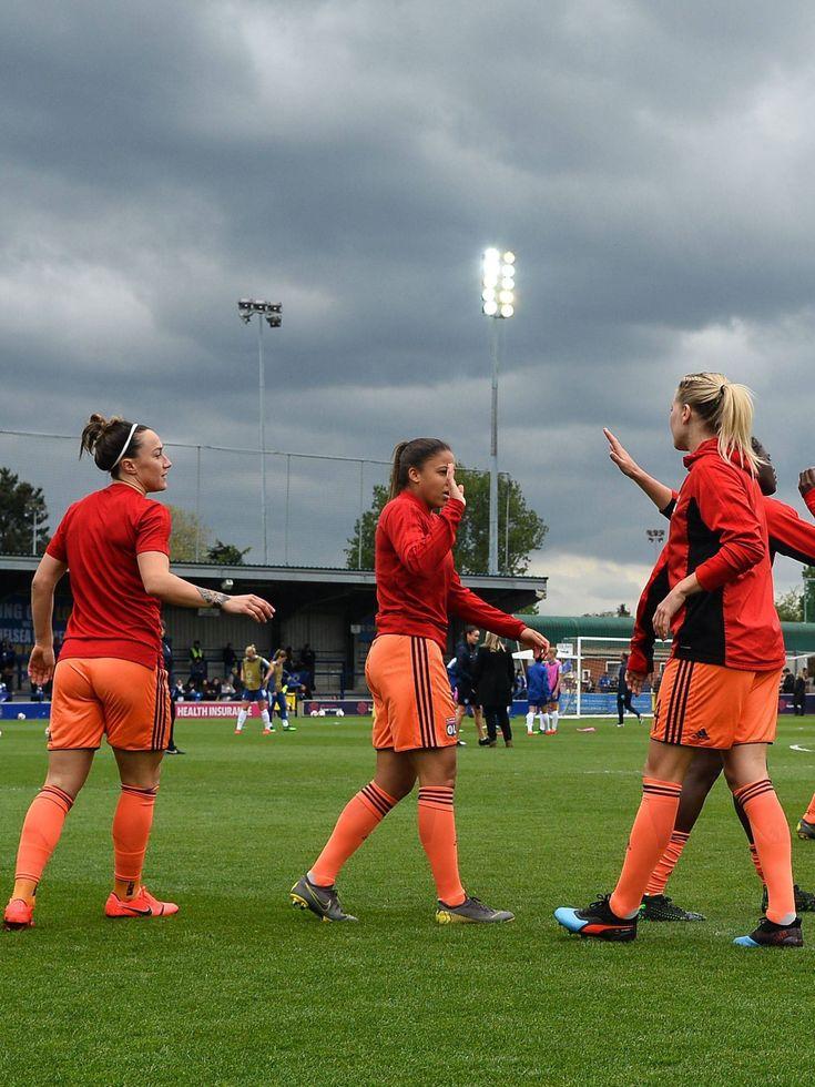 Foot féminin une demifinale de Ligue des champions plus