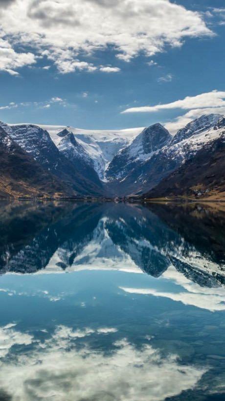 My homeplace in Norway, Oldedalen