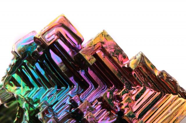 How To Make Bismuth Crystals At Home | IFLScience WHAT. I MUST DO THIS.
