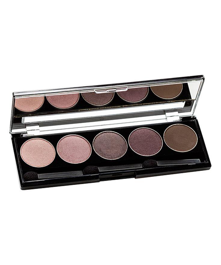 Look at this #zulilyfind! Plum Crazy Eyeshadow Palette by Manna Kadar Cosmetics #zulilyfinds