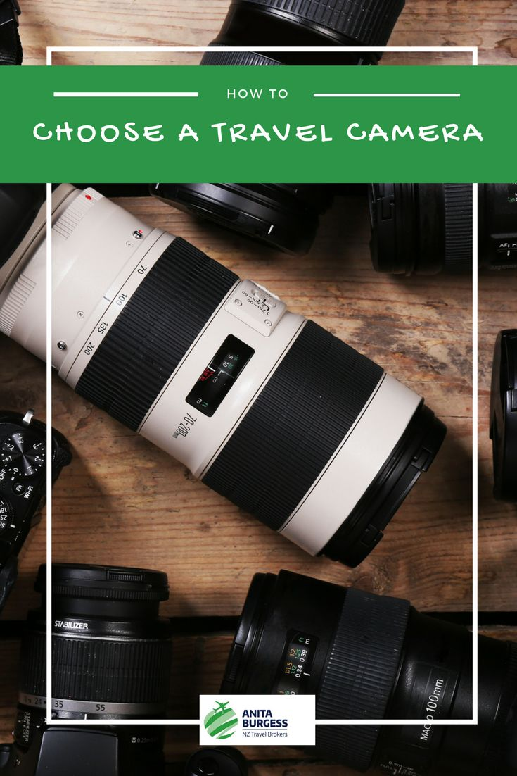 Beginners Guide to Travel Cameras
