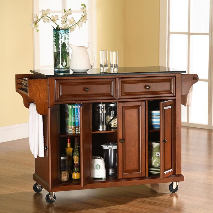Accent And Occasional Furniture   Richmond Kitchen Cart