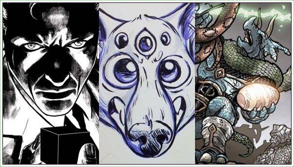South African Comics News Roundup: James Bond, Koos, Trump, And A FanCon Update #sacomics #comics #cartoons #zapiro #indiecomics
