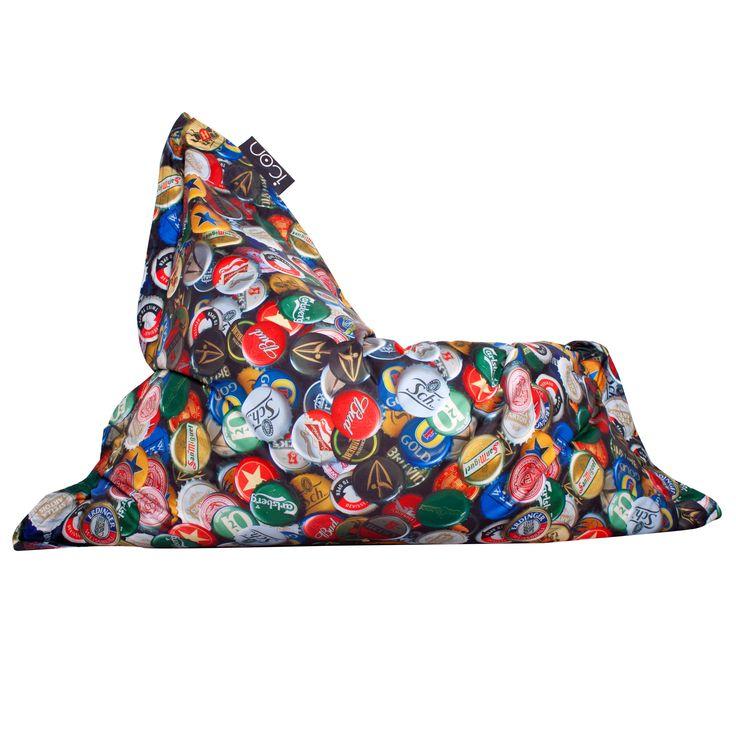 ICON Bottletops Bean Bag