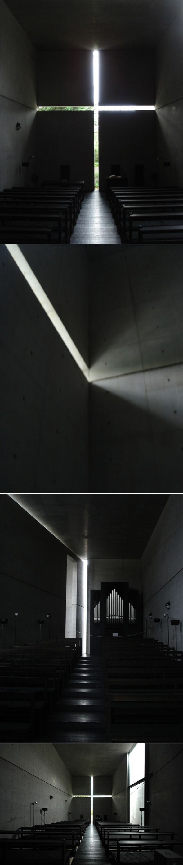 Tadao Ando, Church of the Light, Ibaraki Osaka