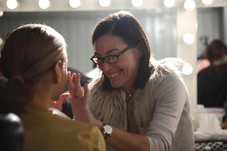 Fay Women's Campaign backstage frames