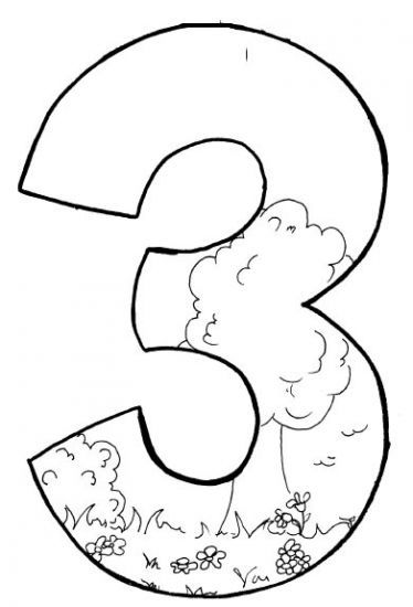 day 3 creation coloring pages photo18 - Creation Day 3 Coloring Page