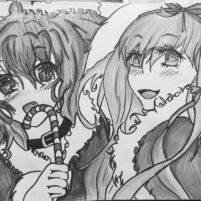 Love Fashion Instagramm Instafahion Instalove Black Anime Manga