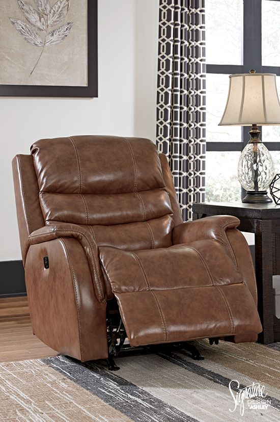 #AshleyFurniture #Recliner   Get Ready To Experience The Best Seat In The  House With