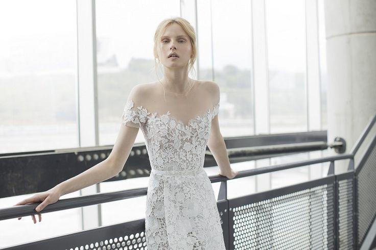 Mira Zwilinger 2016 Wedding Dresses | fabmood.com  #weddingown: